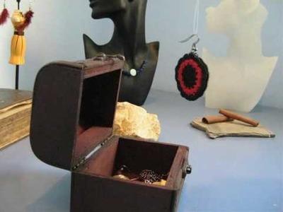 Kolczykowy Kuferek brili, czyli kolczyki w kuferku