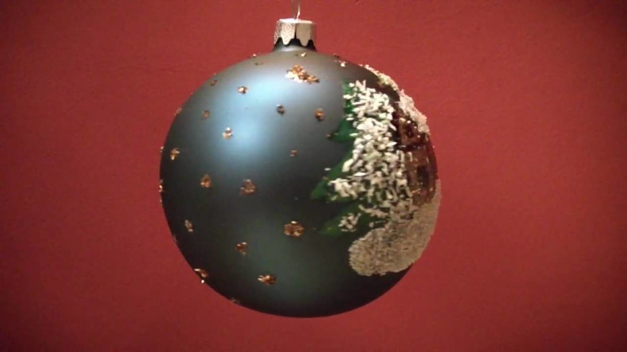 Painting Christmas bulb by Sky Lilly :) (time-lapse)
