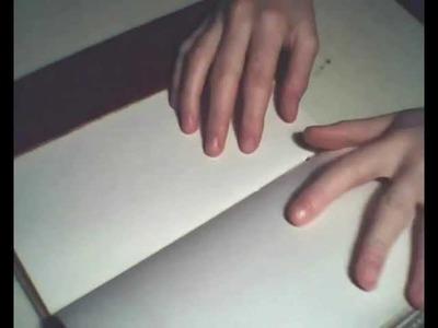 Scrapbook - jak postarzyć brzegi kartek ?