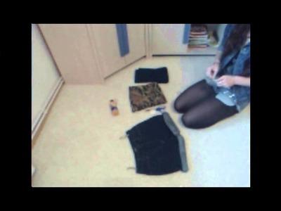 Tutorial #1 -Jak zrobić szorty metodą DIY