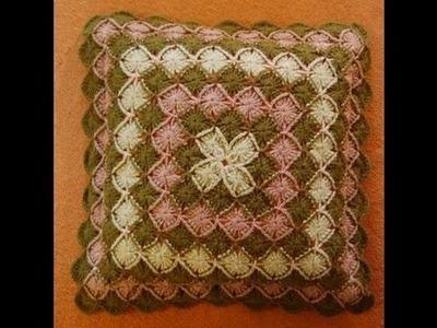 Wzór bavarian crochet na szydełku #1 - krok po kroku część pierwsza