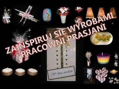 Decoupage, scrapbooking, świeczki, kartki ręcznie zrobione. zainspiruj się .
