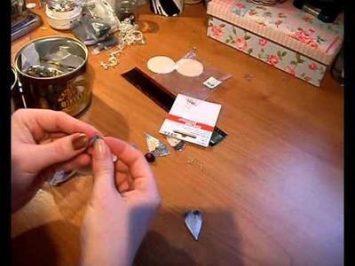 DIY: Jak prosto zrobić kolczyki- 4 propozycje