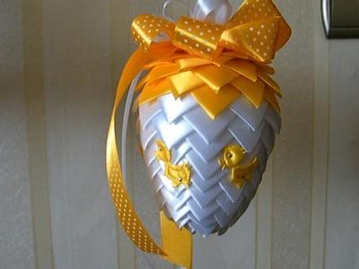 Jak zrobić śliczne jajka wielkanocne. How to make beautiful Easter eggs