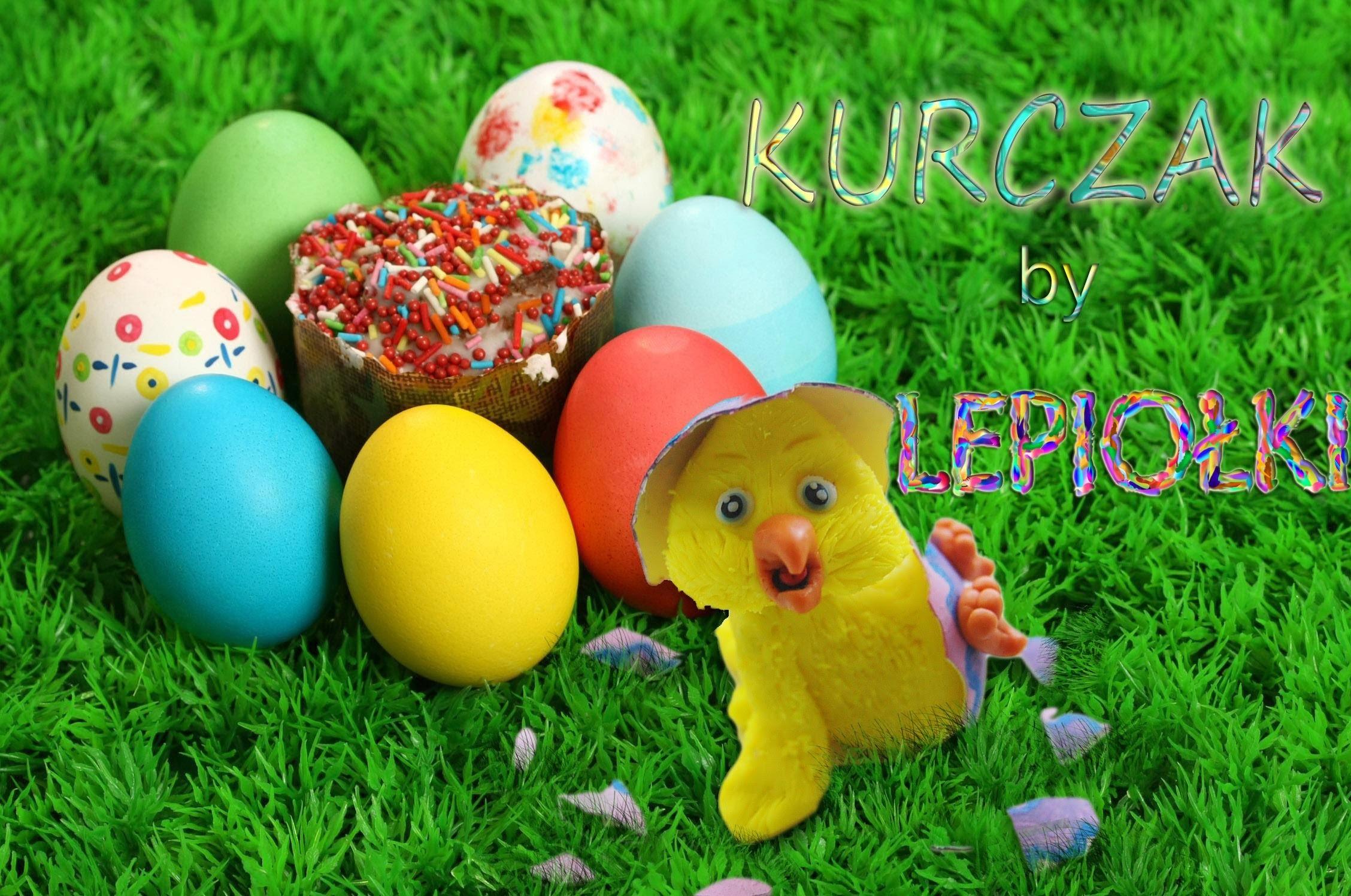 Lepiołki :Kurczak ,chicken, SPECJAŁ z Ewą (LetsClay WithEwa) TUTORIAL, polymer clay, made hand,