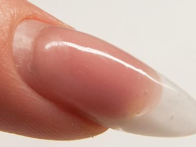 Odnowa, uzupełnianie paznokci żelowych. Gel nails infill. refill tutorial