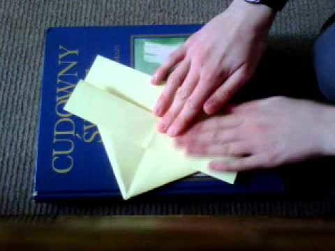 Origami - ramka do zdjęcia. Origami frame