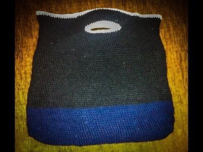 Torebka każdy rozmiar np  na zakupy. crochet handbag