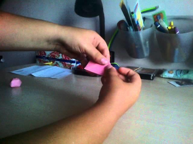 Bardzo fajna bombka dmuchana origami