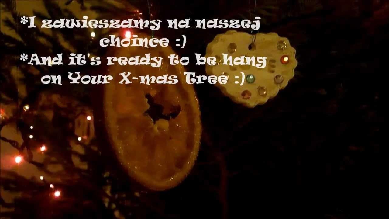 Christmas Decorations DIY . Pomysly na dekoracje Swiateczne - suszone pomarancze
