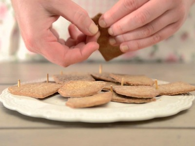 DIY Christmas Decoration - gingerbreads. Bileciki do prezentów - jak zrobić? Tutorial