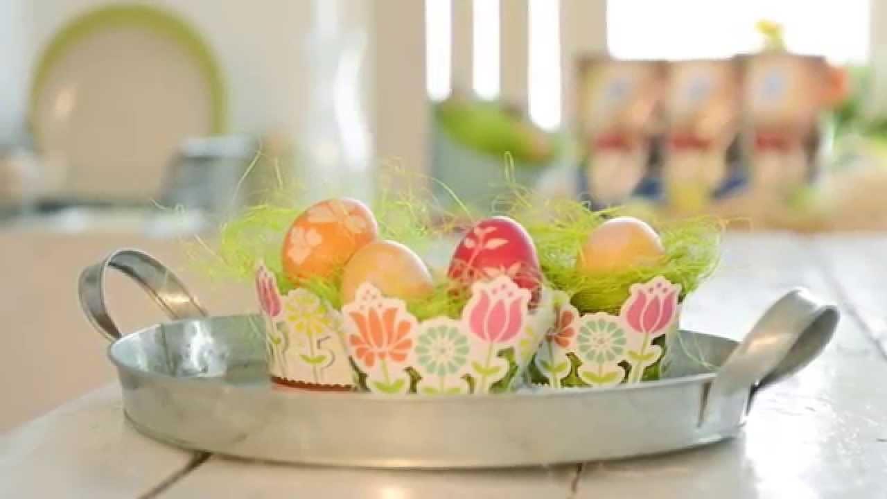 DIY Easter decorations. dekoracje wielkanoc