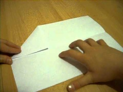 Jak zrobić prosty samolot z papieru?-Origami