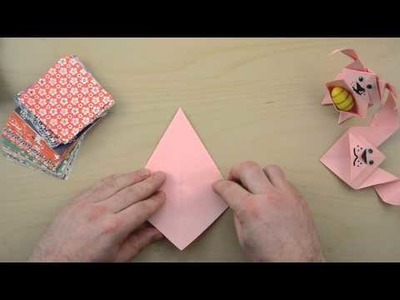 Origami Bunny (Part 2)