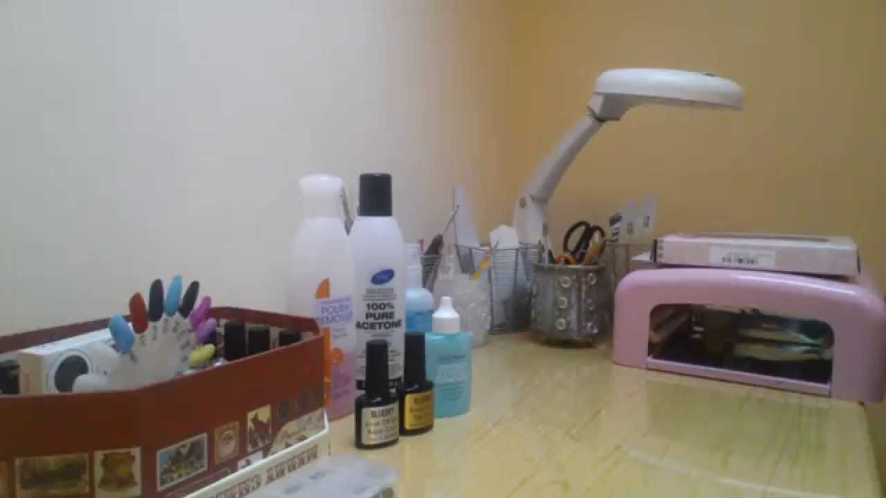 ***PAZNOKCIE HYBRYDOWE - Co i Jak?. Shellac Manicure - How to start?