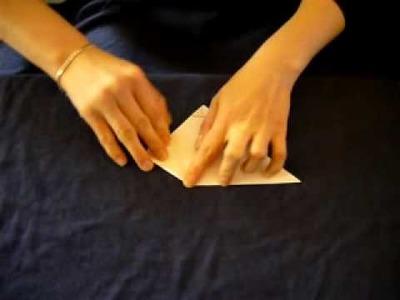 Pies origami