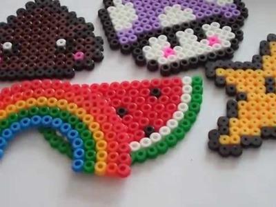 ^10^ Moje rzeczy z Perler Beads