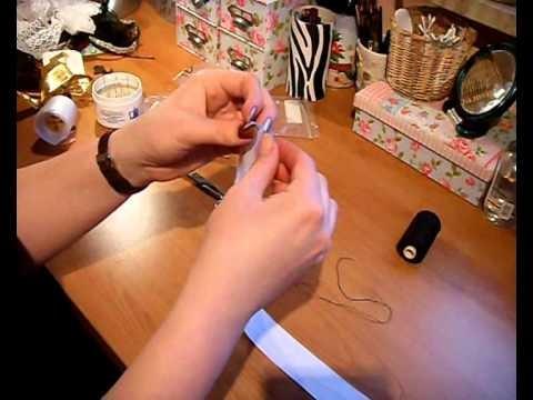 DIY: Jak prosto i szybko zrobić opaskę do włosów- 2 propozycje