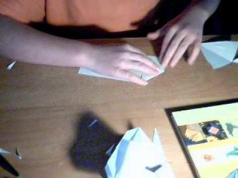 Jak zrobić ozdobną kartkę origami