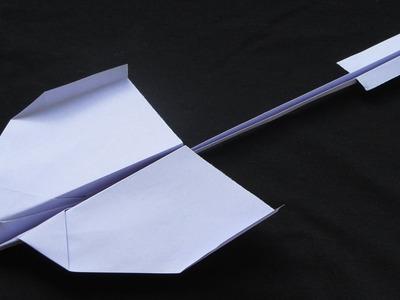 Jak zrobić Papierowy Samolot - Samolot Origami - Najlepszy Papierowy Samolot | Nevermind