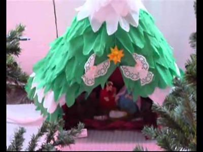 Konkurs Szopki Bożonarodzeniowe w MOK Głowno