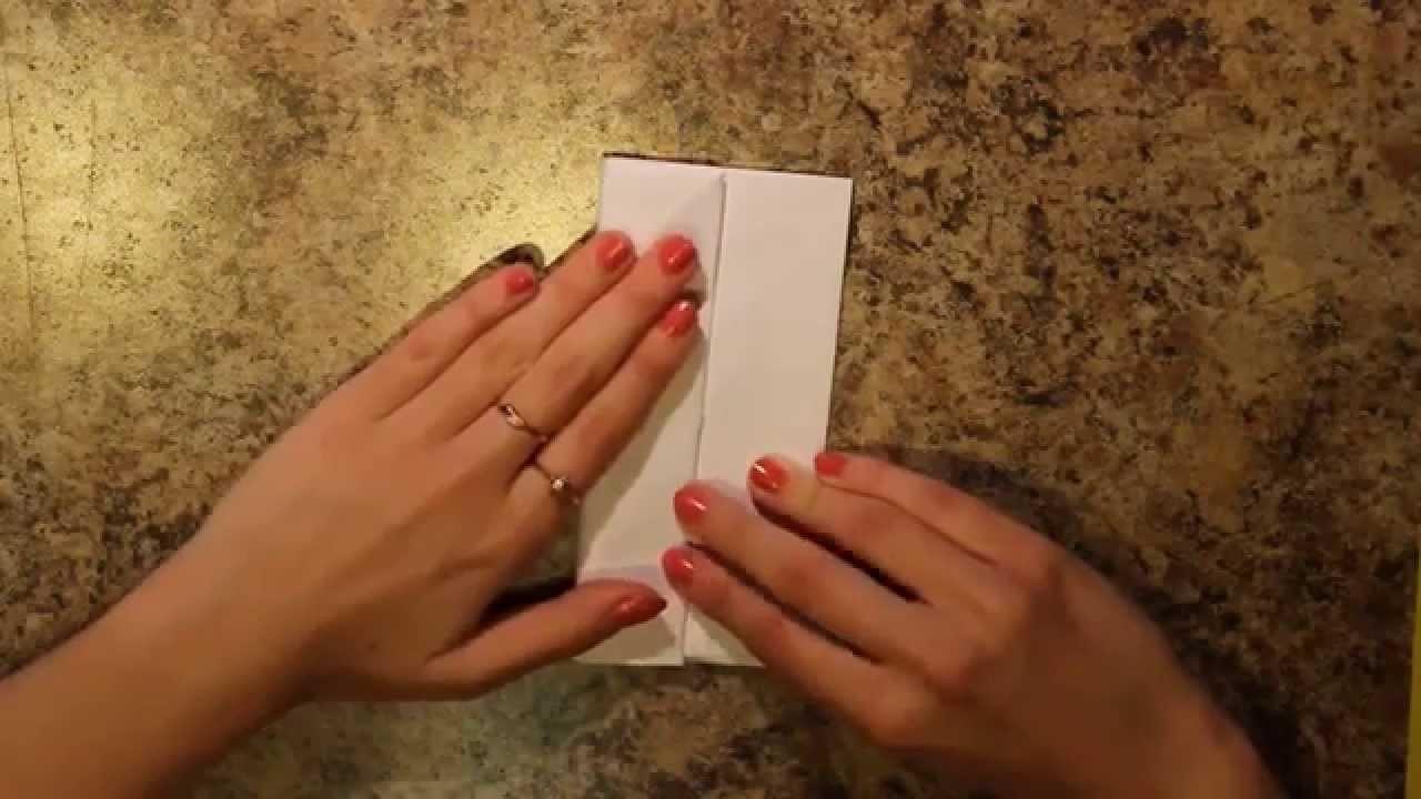Origami:bardzo proste pudełko na drobiazgi #2