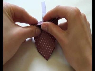 Origami basket (koszyk origami)