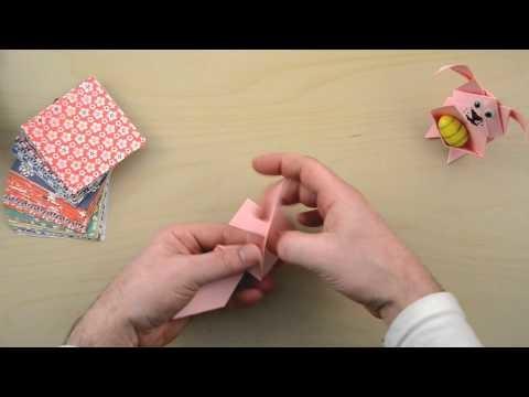Origami Bunny (Part 1)