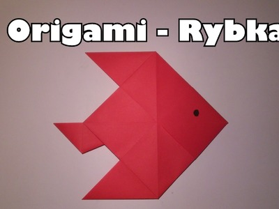 Origami - Rybka