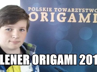 PLENER ORIGAMI 2014 - RELACJA