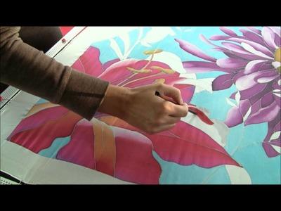 Silk Painting 3