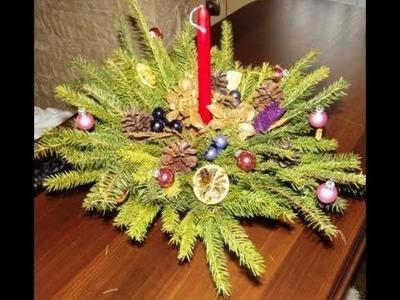 Świąteczne ozdoby w moim domu. Christmas decorations