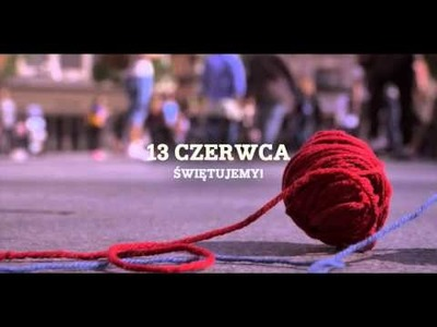 World Wide Knitting In Public Day - DaWanda Polska