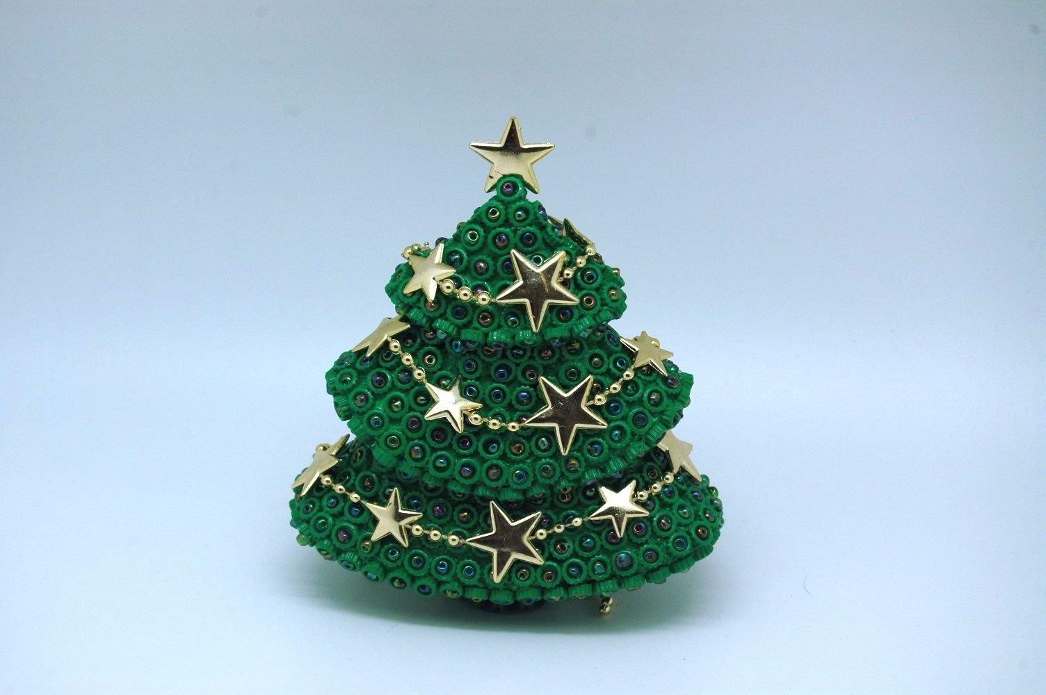 Choinka z makaronu   zrób to sam # Christmas Tree with pasta DIY