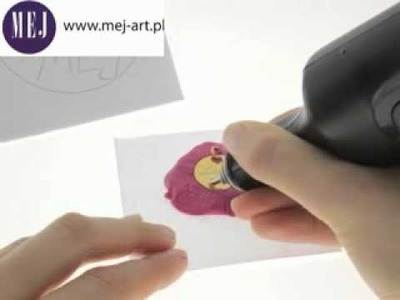 Jak grawerować i wiązać bransoletki sznurkowe MEJ