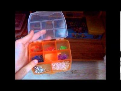 """Aktualizacja """"Moje rzeczy do Rainbow Loom"""" :)"""