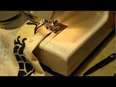 Jak uszyć poszewkę na poduszkę