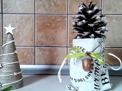 DIY dekoracje na Boże Narodzenie. Wianki.ozdoby