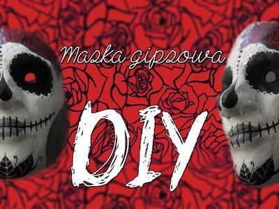 Gipsowa maska DIY   ►Laurart◄