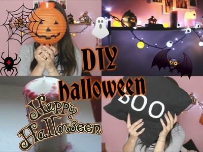 DIY Halloween Decorations!