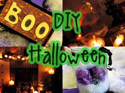 DIY Halloween dekoracje | Suzanne Marie