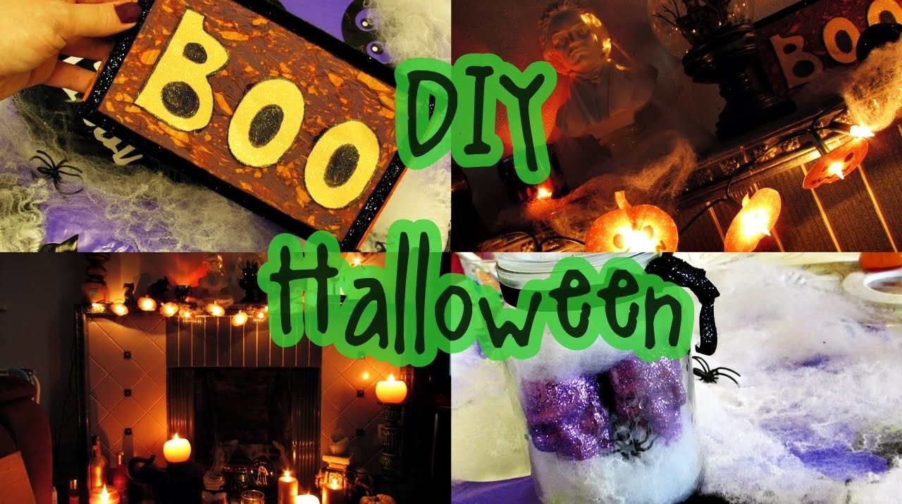 DIY Halloween dekoracje   Suzanne Marie