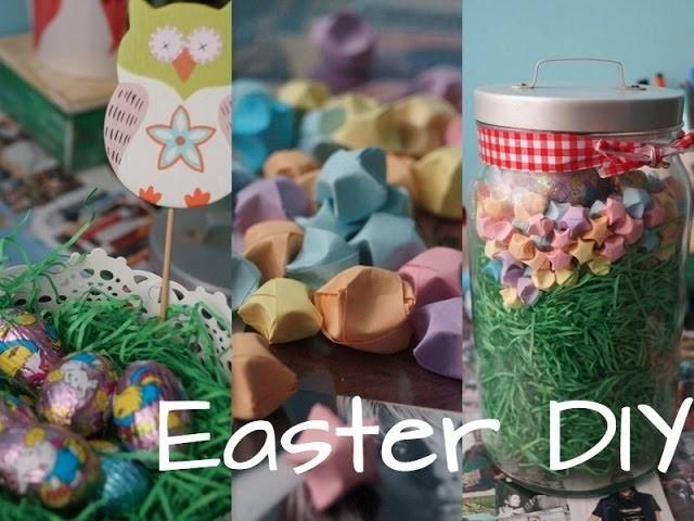Easter DIY - Wielkanocne zrób to sam