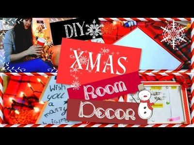 DIY po polsku #4 Christmas Room Decor| Świąteczne dekoracje [Part 1] | Yoasia