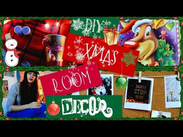 DIY po polsku #5 Christmas Room Decor| Świąteczne dekoracje [Part 2] | Yoasia