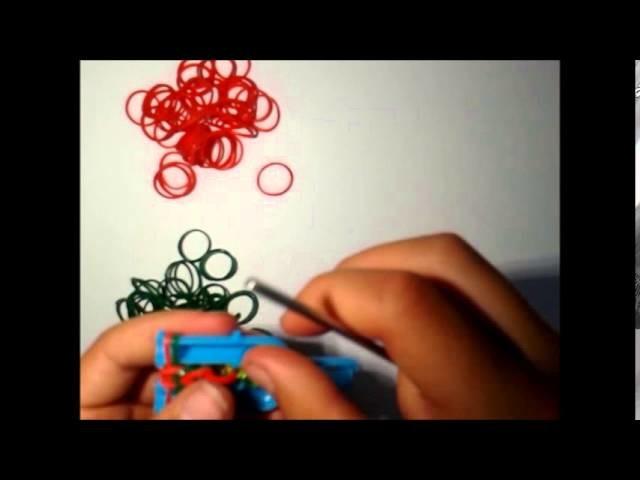#2[Rainbow Loom] Jak zrobic fajne bransoletki z gumek Rainbow Loom