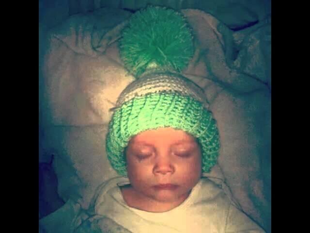 Crochet hat inspiration- czapki na szydełku