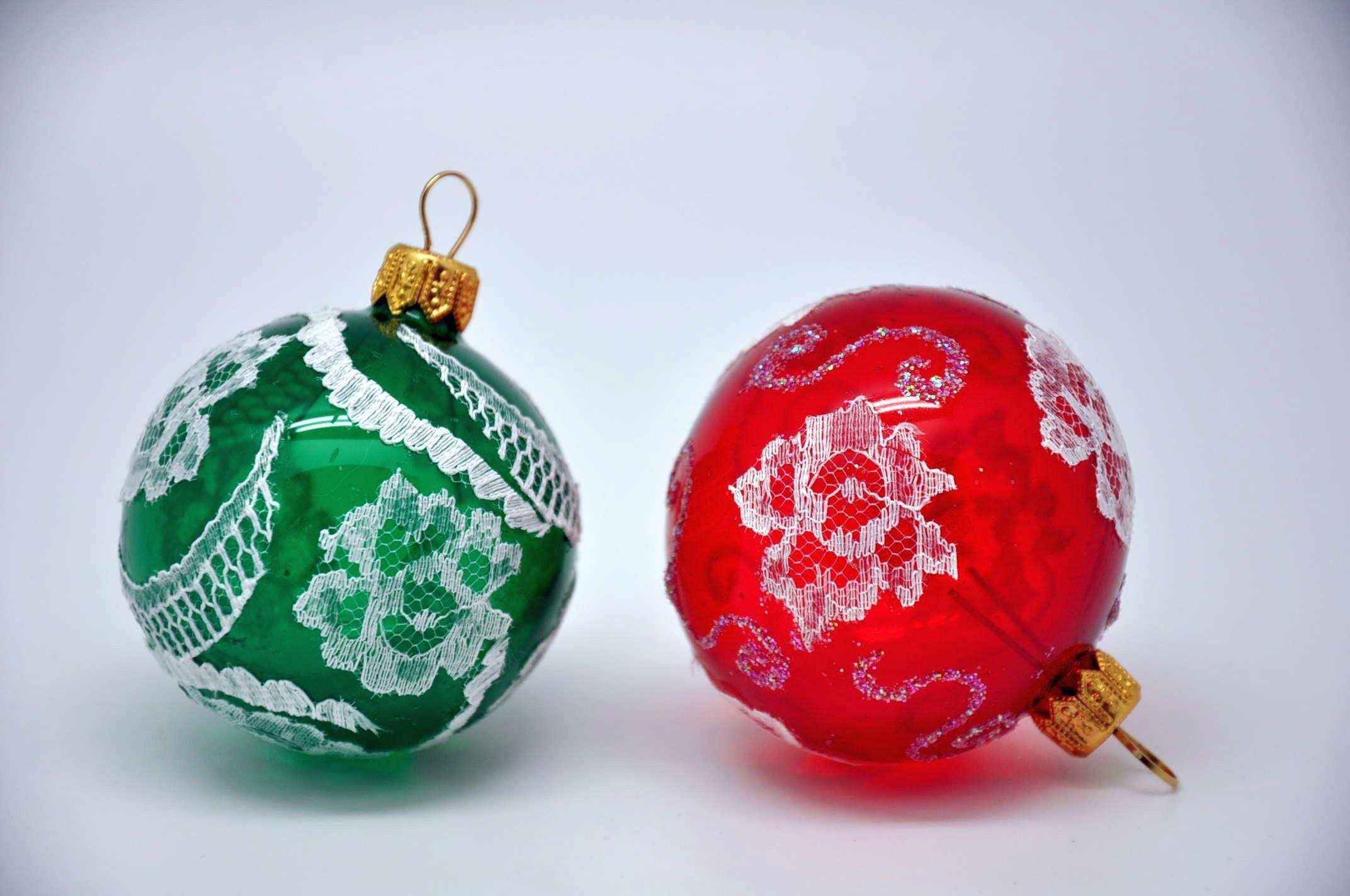 Bombka w 5 minut # Christmas DIY