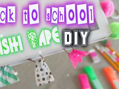 DIY SCHOOL SUPPLIES Przybory szkolne ❤ Back to school TheAmmisu