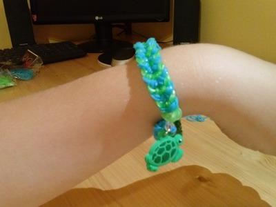 Jak zrobić bransoletkę z potrójnych gumek